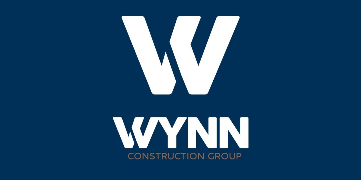 Wynn Logo with the blue background and the W